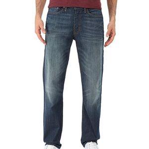 Levis 541 Straight Medium Wash Jeans Size 30x32